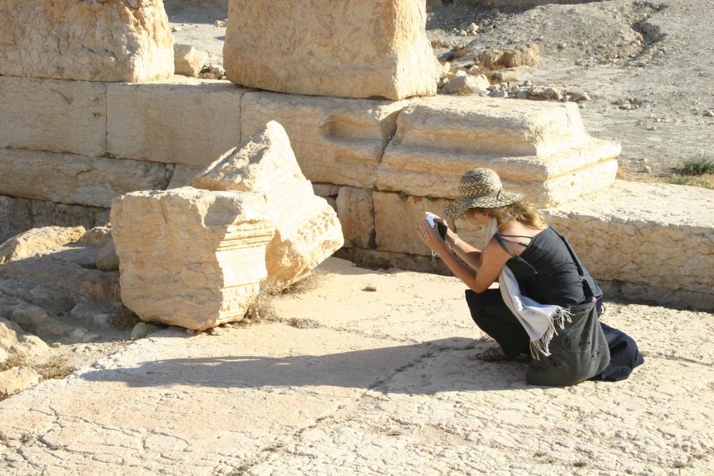 Palmyra, Syria, Summer 2010