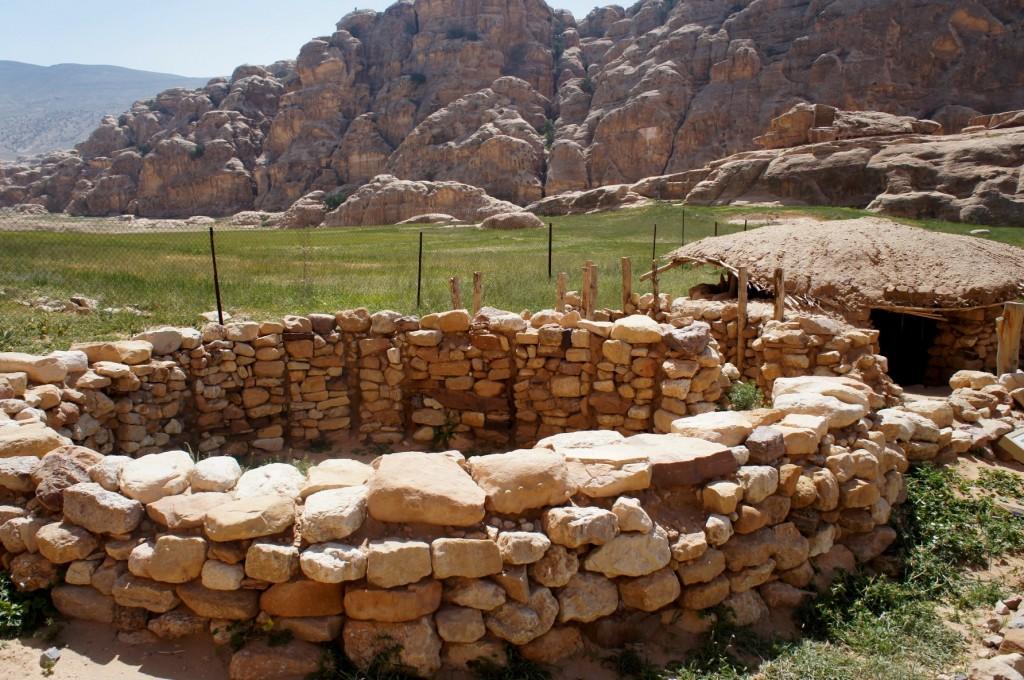 Beidha Neolithic Village.