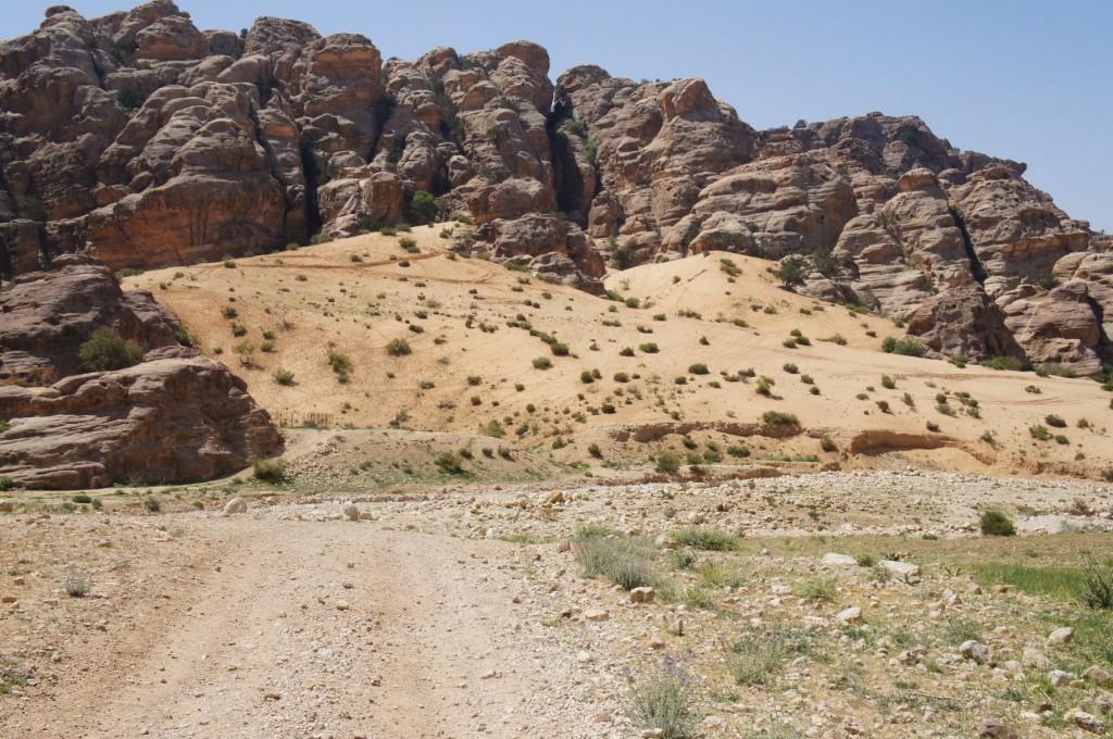 'The Desert'.