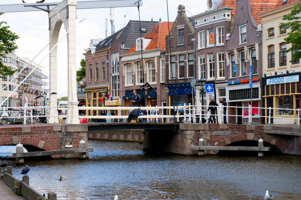 Alkmaar city centre