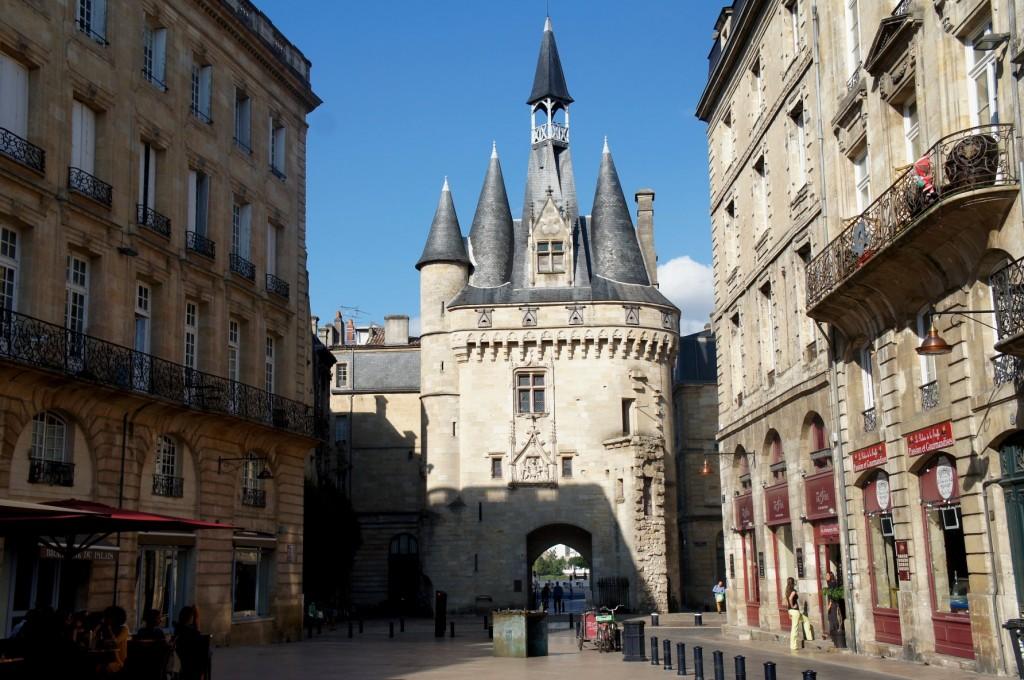 Porte Cailhau, Bordeaux.