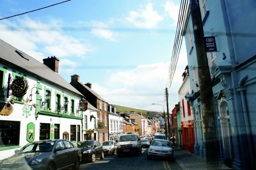 Main street of Dingle