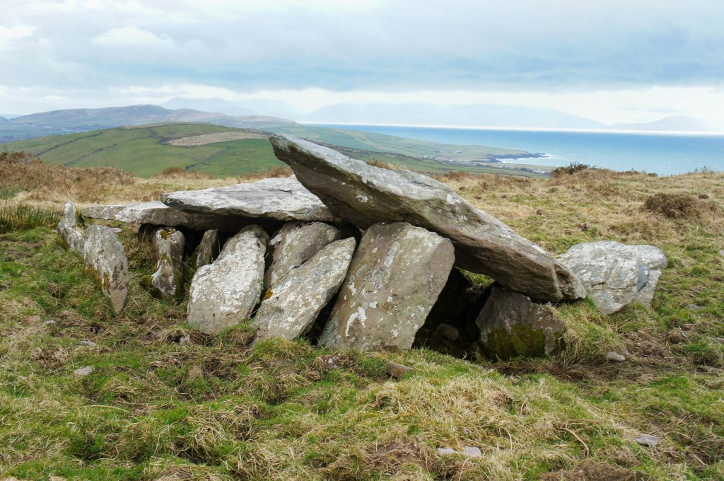 Dolmen near Ventry village centre
