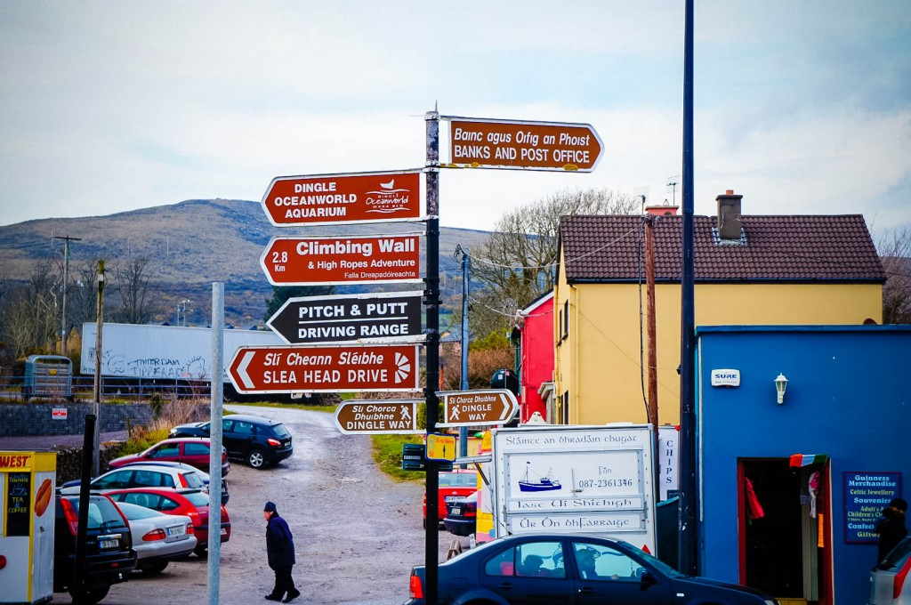 Main attractions of Dingle