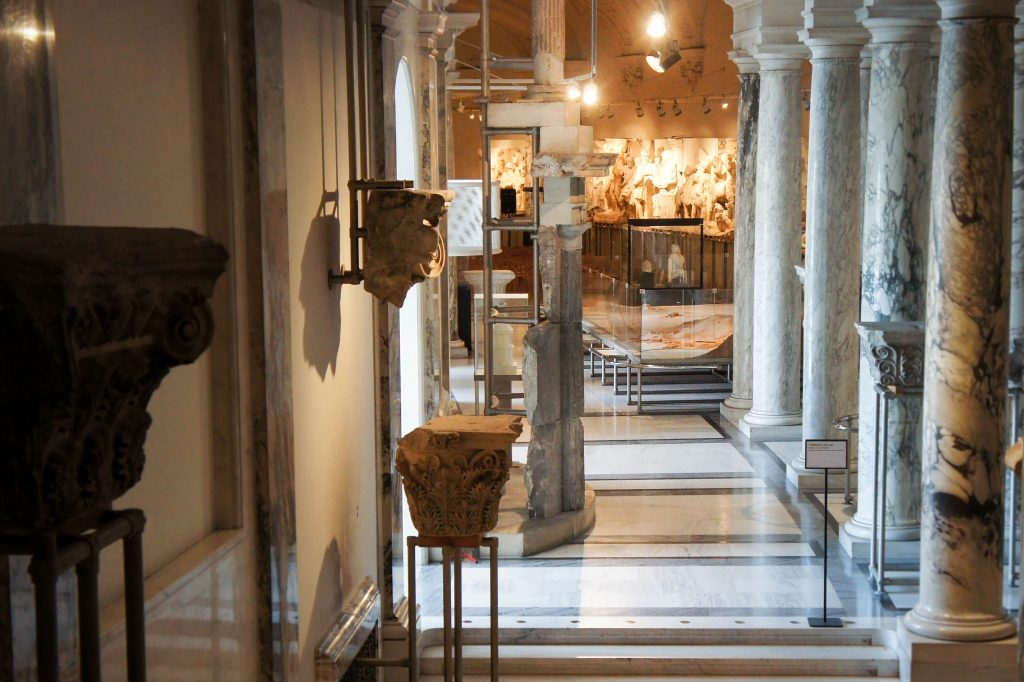 Beautiful Ephesos Museum of Vienna