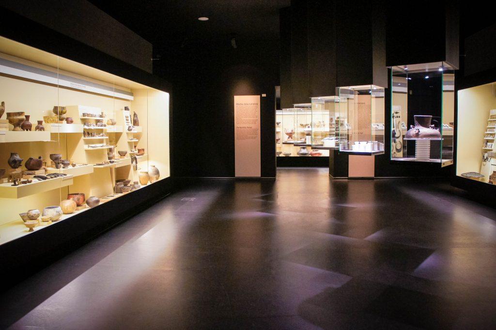 Archaeological museum of Bratislava