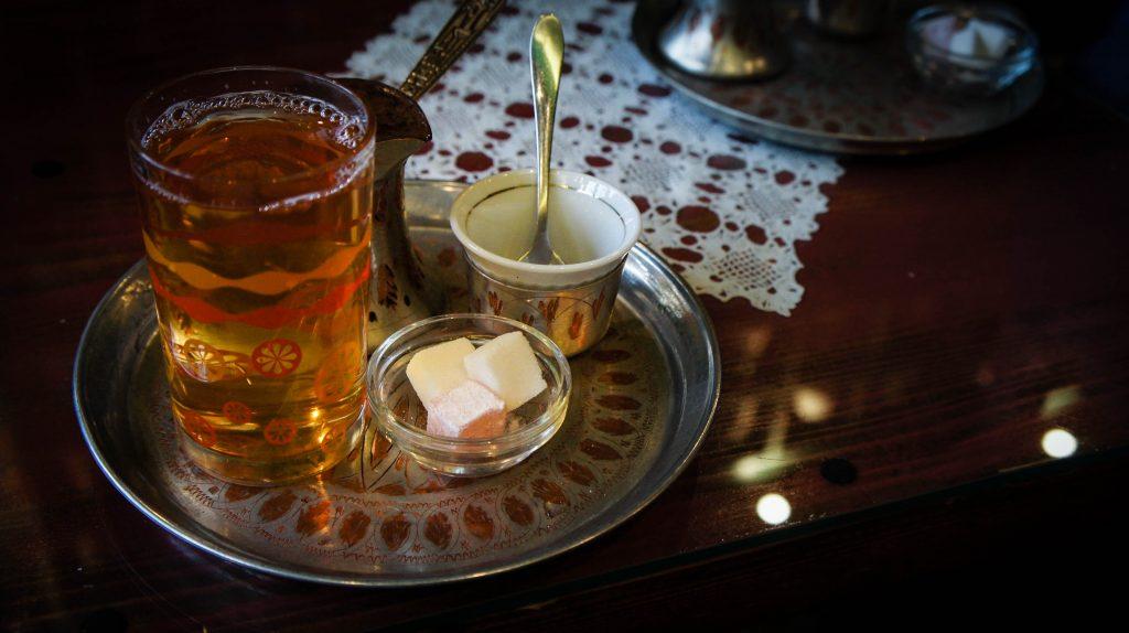 Traditional Bosnian coffee!
