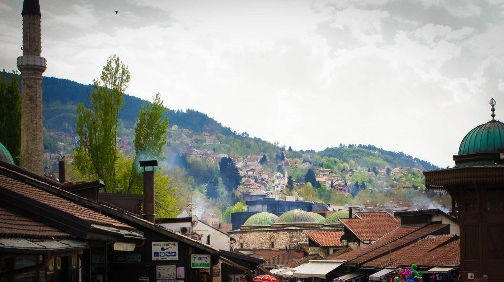 Sarajevo views : )