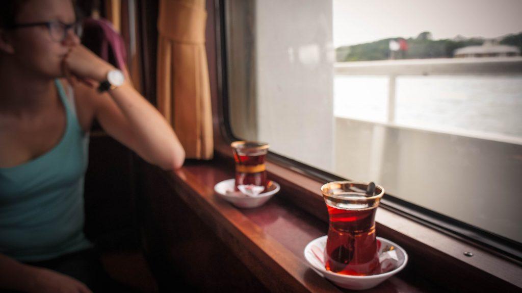 Ferry tea is the best tea!